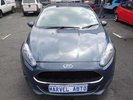 2013 Ford Fiesta 5-door 1.0 Econetic Technology For R130,000