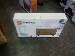 Offer: 24 Inch Digital Sayona LED TV Brand New at My Electronics Shop