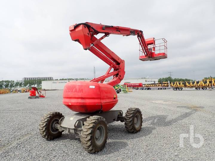 Manitou 160ATJ 4x4x4 Articulated - 2007