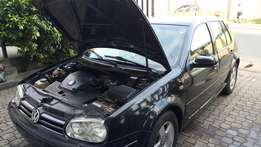 Golf 4 first body still intact never been painted before Automatic