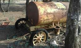 Old gas wagon