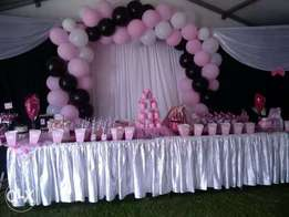 Kiddies themed parties at amazing rates