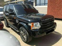 Price down Landrover TD3 Kcc 2008 diesel sunroof leather fully loaded