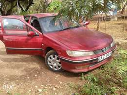 Very clean Peugeot 406 for quick sale