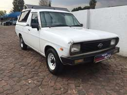 2004 Nissan NP 200 with canopy ,1400 bakkie,68000 kms,collectors item