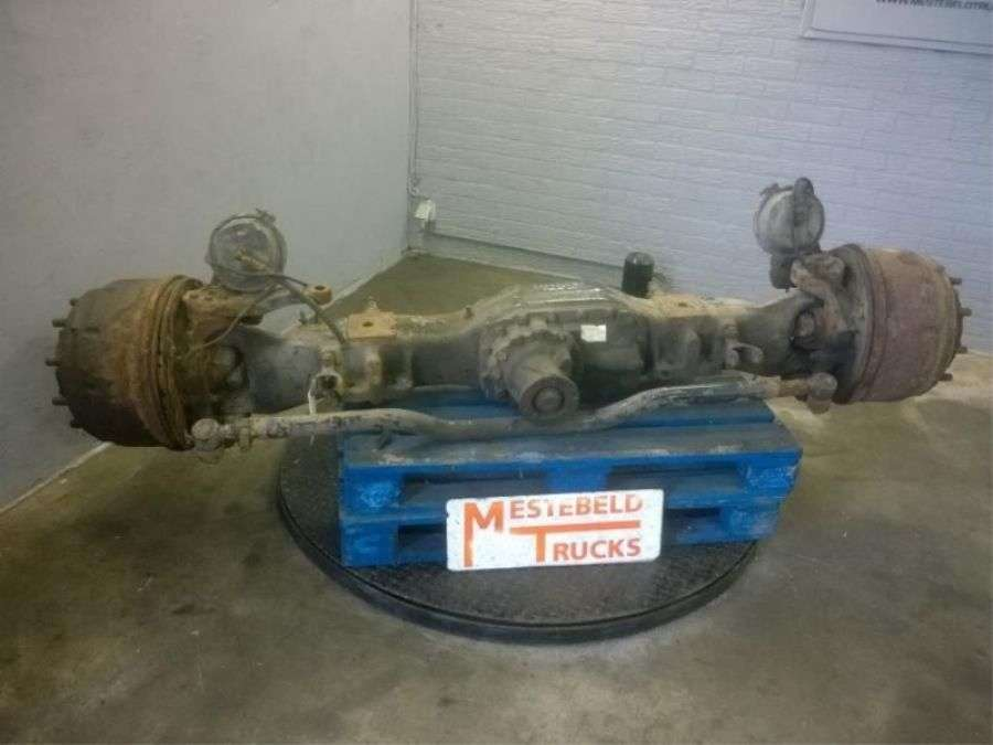 MAN Axle For