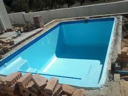 New pools/re marblite pool's^renovation&cleaning service
