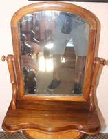 Antique Chival Mirror - R1,650.00