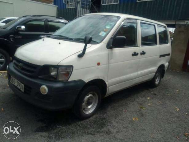 Toyota Townace for sale Parklands - image 4
