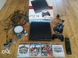 PS3 consol bundle