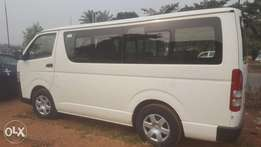Toyota Hiace 2014 model