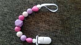 HeyBaby teething dummy chain