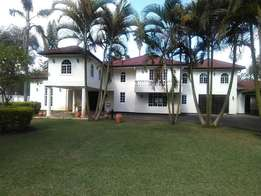 A Prestigious 5 bedroom house in Loresho