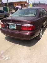 Used Mazda 626 with full leather seats 2001 model