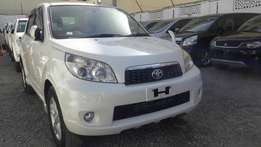 Toyota rush new imported on sale.