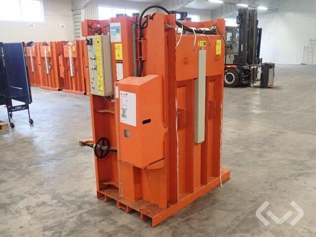 Sale orwak 3410 compactor (repair object) - 10  municipal