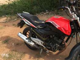 Clean and working perfect One month used foreign 5 gear sub power bike