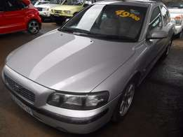 2004 volvo s60 d5 diesel automatic