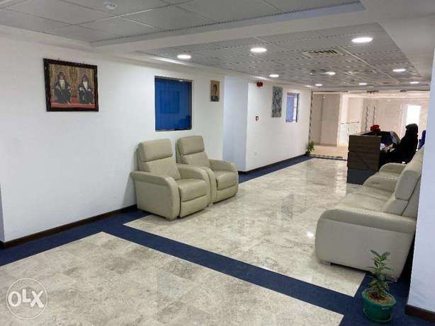 Rock Garden Offices - Furnished Offices/مكاتب مؤثثه