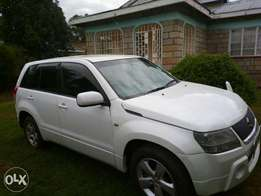 Extremely clean 2008 suzuki escudo manual.KCD