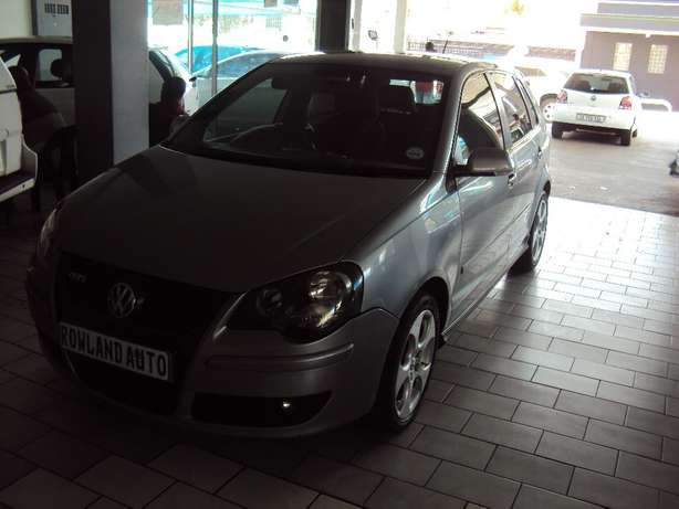 2007 VW Polo 1.8 GTi For sell R100000 Bruma - image 3