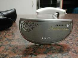 Cleveland classic 6 collection belly putter. Brand new.