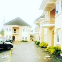 To Let: 4bedroom Duplex with advanced facilities at Cocaine Estate PHC