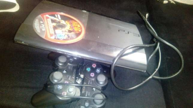 PS 3 video gaming console quick sale Nairobi CBD - image 1