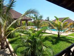Furnished Beach villa to let at malindi