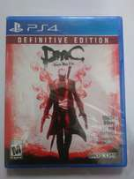 Devil May Cry Ps4: Brand new and sealed