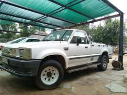 1992 Ford courier 4WD