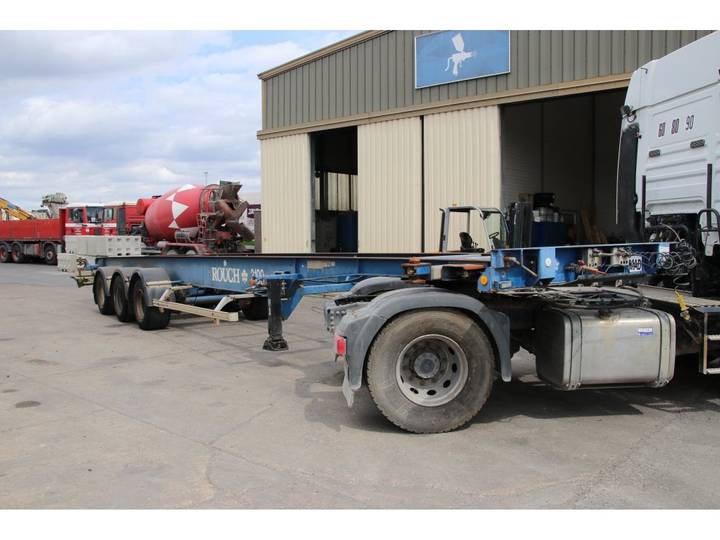 Asca CONTAINER - 40'-45' - 2006