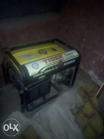 Big tiger generator for sale in good condition Osogbo - image 2