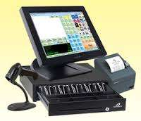 Pos Complete Hardware Equipments (No Pos Installed)