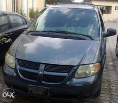 Bonanza Give Away Price! Tokunbo Dodge Grand Caravan 2003 Model