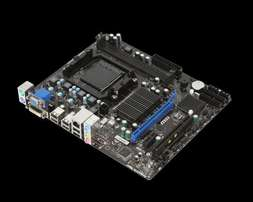 AMD motherboard. SOcket 939, AM3 or FM2 wanted.