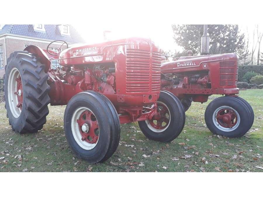 Farmall WD9, H, FU235, Super BMD, Cub for sale | Tradus
