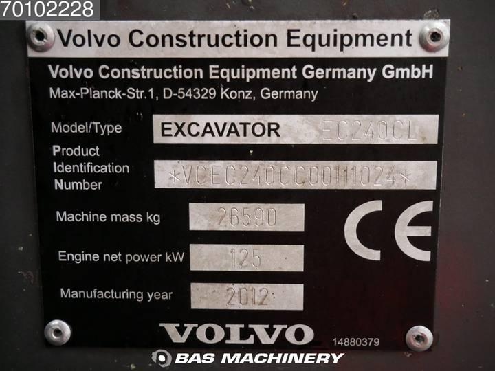 Volvo EC240C L Low hours - 2012 - image 17