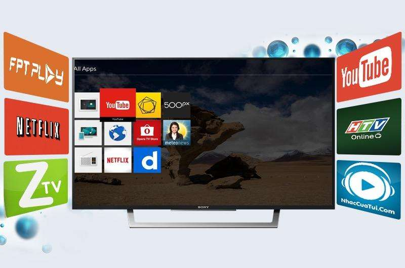 Sony 4k Smart Class Hdr 43 At Only 50999 Tv Audio Video