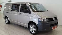 2010 VW Transporter T5 Crew Bus 2.0
