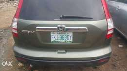 2009 Registered Used Honda CRV For Sale 1.950K