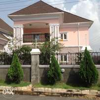 Furnished 5bedroom detached duplex for sale at Mab Global Gwarinpa