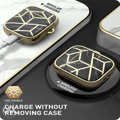 iBlason Cosmo Series For Airpods 1 and 2 and Airpods Pro حولي -  4