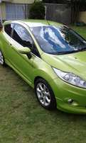 2010 Ford Fiesta 3-door 1.4 Titanium