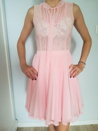 Piękna sukienka wizytowa 34 Sopot Górny Sopot • OLX.pl