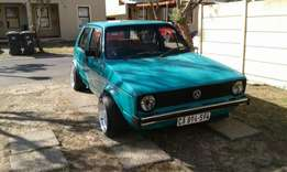 real old school 1980 golf for swop