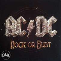 AC/DC - Rock or Bust [Digipak - Hard Rock - Heavy Metal] CD Australia