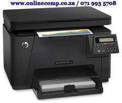 On Sale - HP Color LaserJet Pro MFP M176n – Colour
