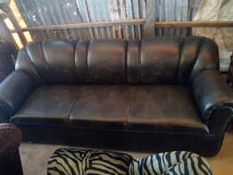 Quality Leather Sofa 40k