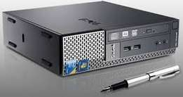 Dell Optiplex 780 USFF is an ultra-small form factor PC.